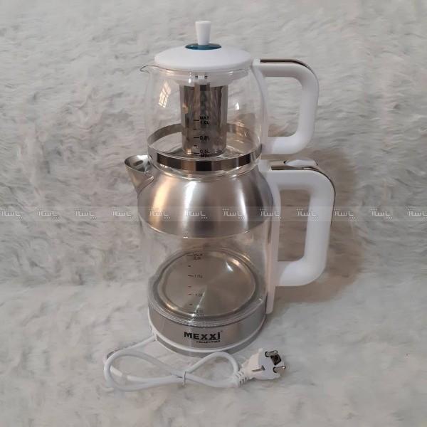 چایی ساز رو همی مکسی شیشه ای مدل TM-001G-تصویر اصلی