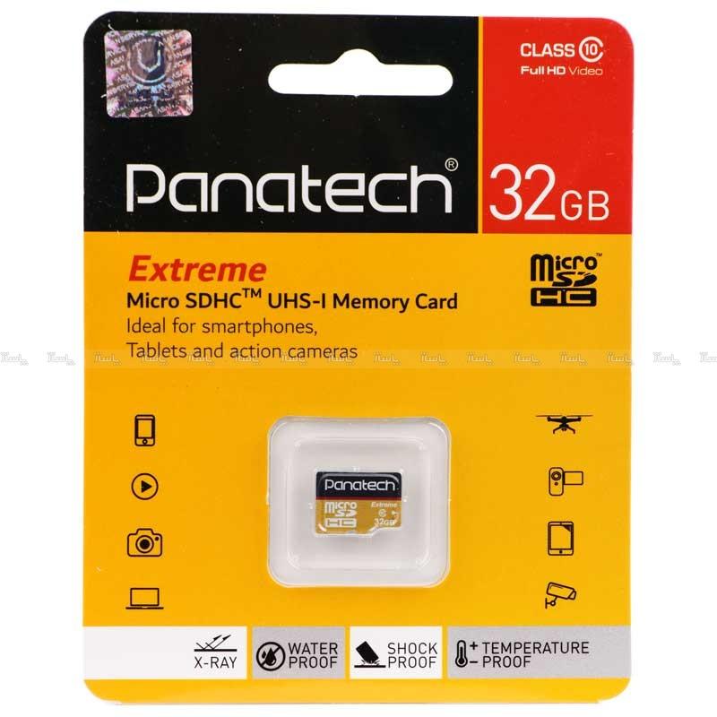 رم میکرو ۳۲ گیگ پاناتک Panatech Extreme U1-تصویر اصلی
