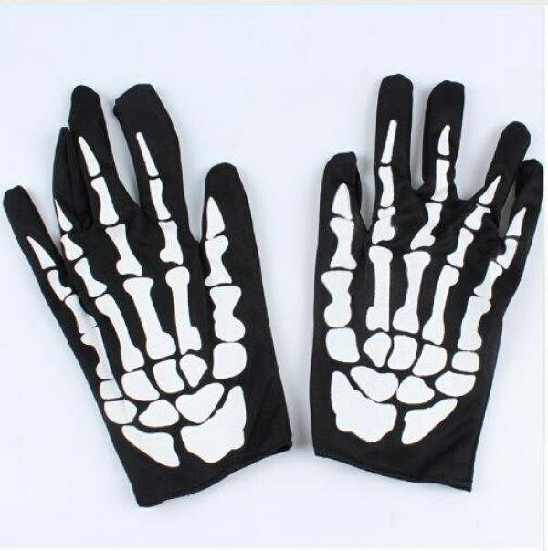 ابزار شوخی دستکش اسکلتی-تصویر اصلی