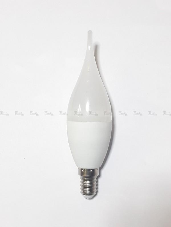 لامپ ۷ وات ال ای دی اشکی سفید فارس-تصویر اصلی