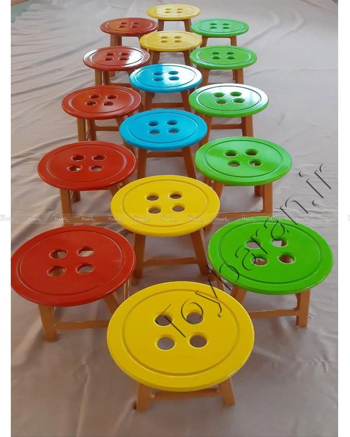 صندلی دکمه ای کودک-تصویر اصلی