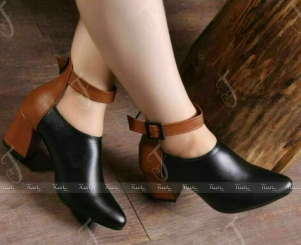 کفش دو رنگ خاص-تصویر اصلی