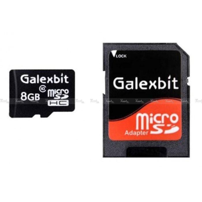 مموری میکرو Galexbit 300X U1 45MB/S 8GB-تصویر اصلی