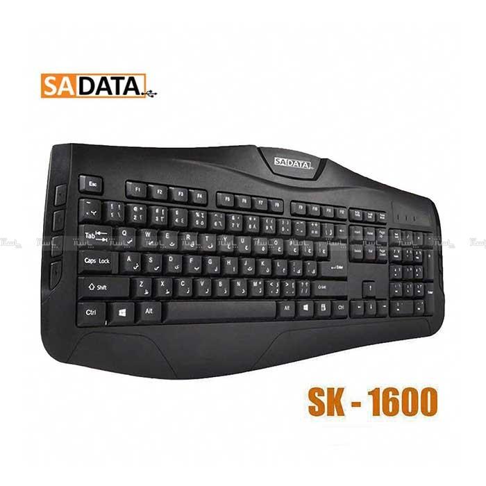 کیبورد SADATA SK-1600-تصویر اصلی