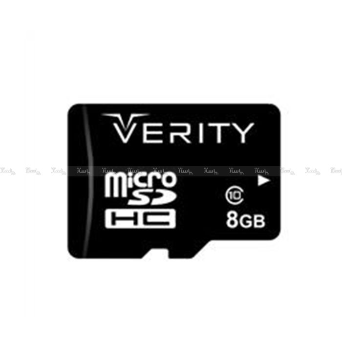 مموری میکرو Verity Class10 30MB/S 8GB-تصویر اصلی