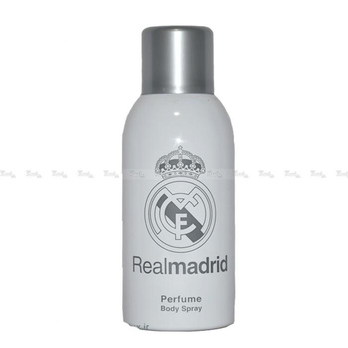 بادی اسپری پسرانه ایر-وال مدل Real Madrid حجم ۱۵۰ میلی لیتر-تصویر اصلی
