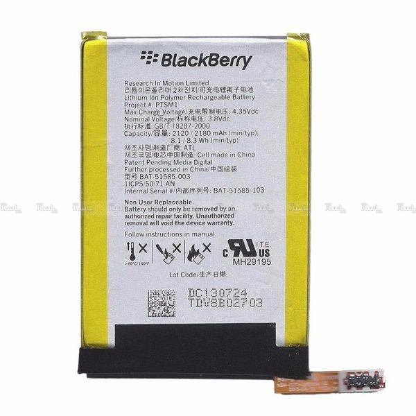 باطری اصلی بلک بری BlackBerry Q5 PTSM1-تصویر اصلی