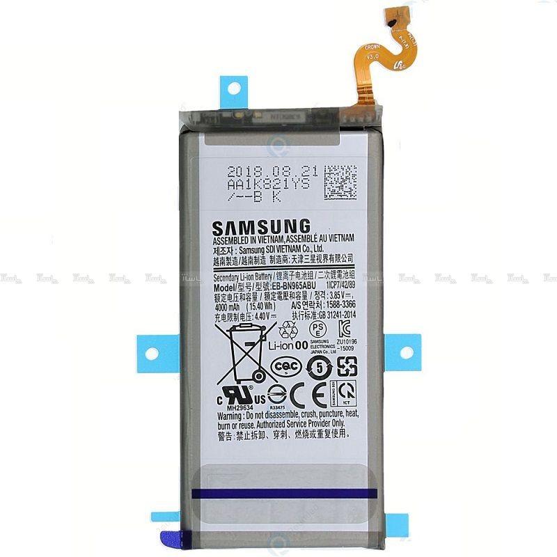 باطری اصلی سامسونگ  Samsung Galaxy Note 9-تصویر اصلی
