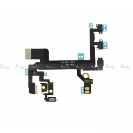 فلت پاور اصلی گوشی آیفون مدل Iphone 5S-تصویر اصلی