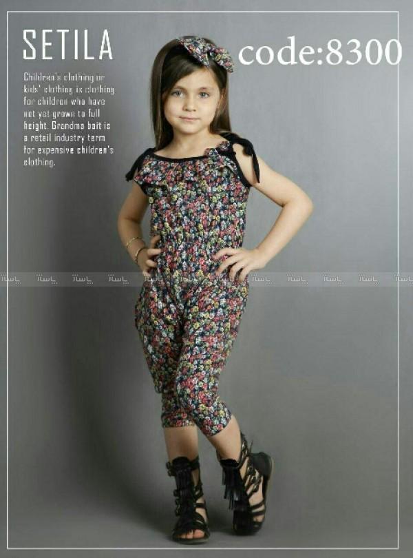 #سرهمی _دخترانه همراه با تل سر-تصویر اصلی