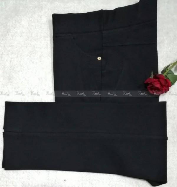 شلوار دورس چاکدار-تصویر اصلی