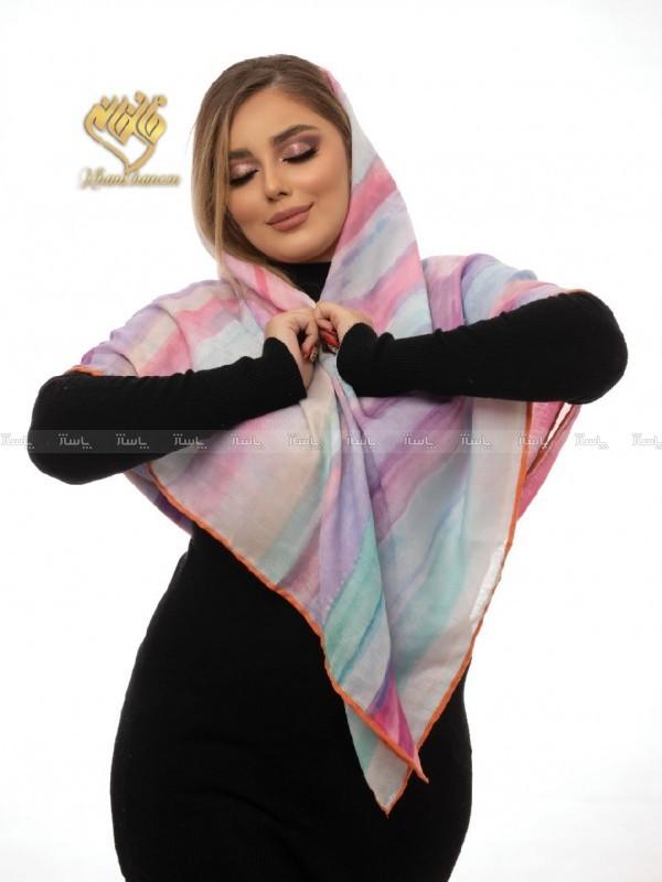 روسری نخی پاییزه برند خان خانم-تصویر اصلی