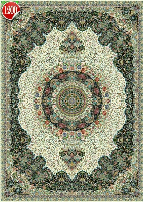 فرش 1200شانه3600تراکم 9متری-تصویر اصلی
