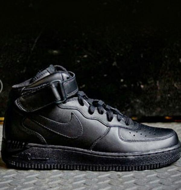 کفش ساق دار نایک مدل Air Force-تصویر اصلی