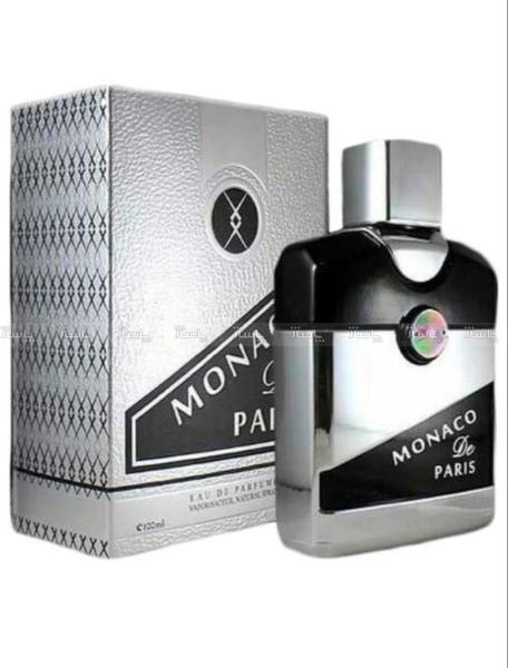 عطر مردانه Fragrance World Monaco de Paris Black 1-تصویر اصلی