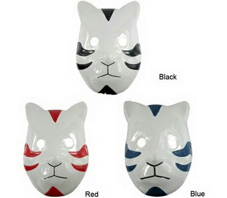ابزار شوخی ماسک صورت گربه بامزه و ناز-تصویر اصلی