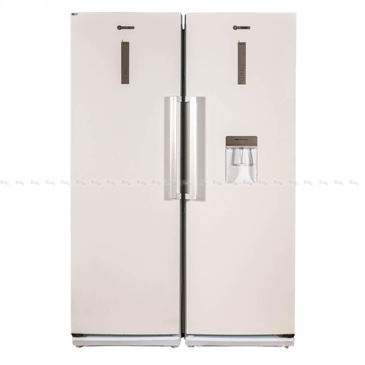 یخچال و فریزر دوقلو بنس مدل D4i-تصویر اصلی
