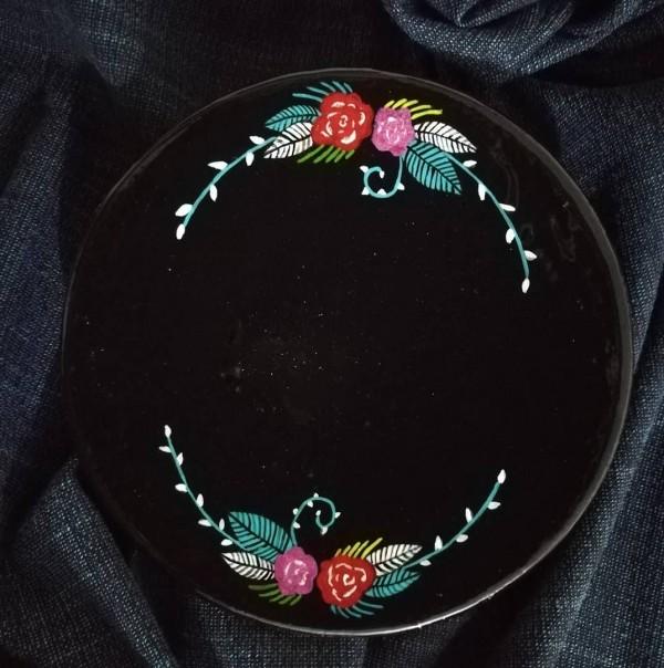 بشقاب دیوارکوب-تصویر اصلی