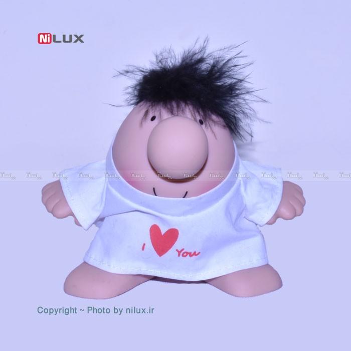 عروسک پالیز سری مستر دماغ مدل آشفته-تصویر اصلی