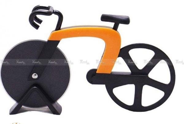 **اسلایسر پیتزا (پیتزا بر) طرح دوچرخه-تصویر اصلی