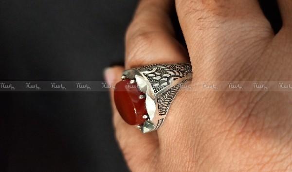 انگشتر عقیق مردانه-تصویر اصلی