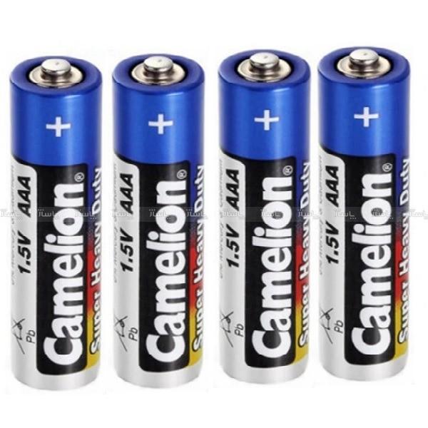 باتری نیم قلمی کملیون مدل Super Heavy Duty بسته ۴ عددی-تصویر اصلی