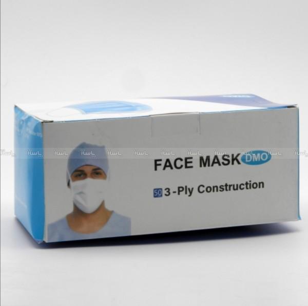 ماسک جراحی پزشکی سه لایه-تصویر اصلی