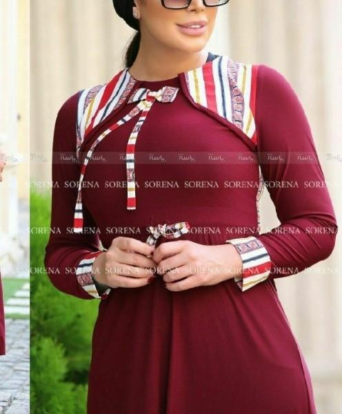 پیراهن مدل مهرناز-تصویر اصلی