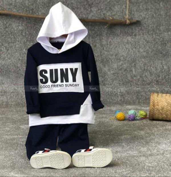 بلوز شلوار SUNY-تصویر اصلی