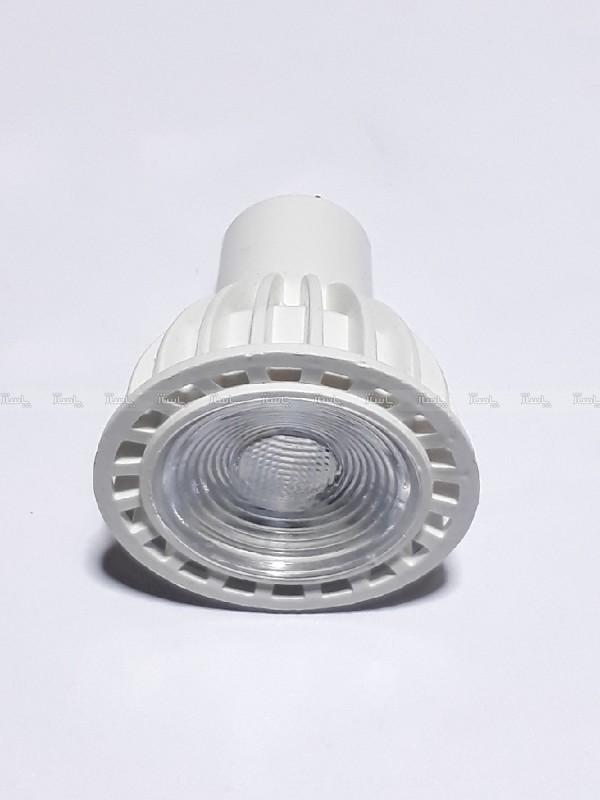 لامپ هالوژن ۷ وات پایه سوزنی سفید فارس-تصویر اصلی