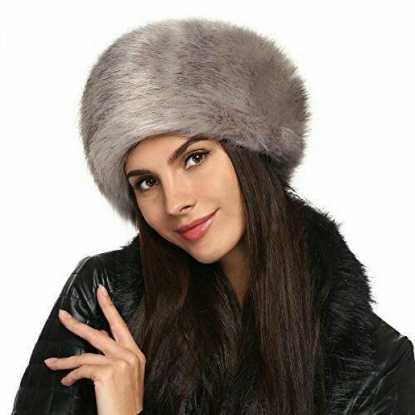 کلاه و شال پرفروش طرح روسی🧣-تصویر اصلی