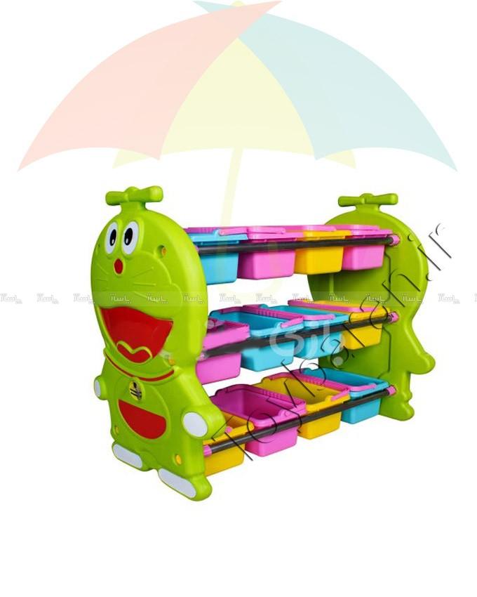 قفسه اسباب بازی دورایمون-تصویر اصلی