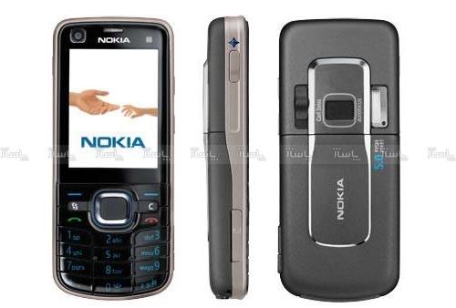قاب  اصلی نوکیا Nokia 6220-تصویر اصلی