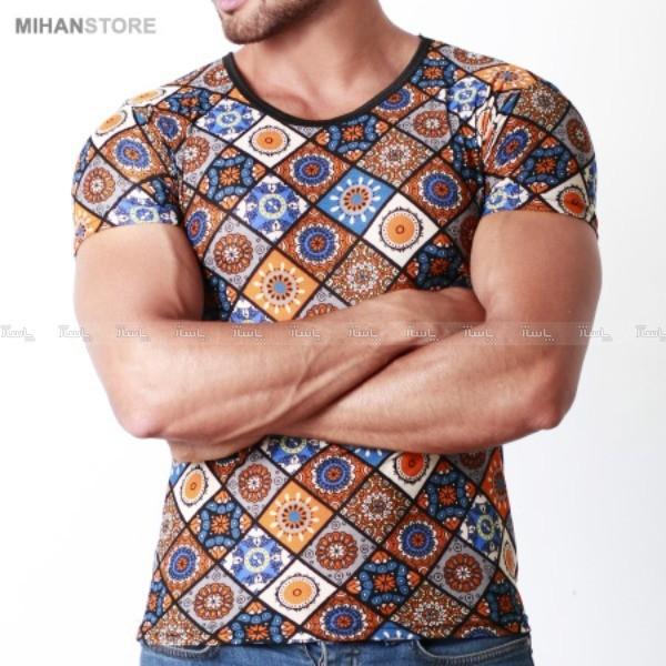 تی شرت مردانه هاوایی طرح LOHH-تصویر اصلی