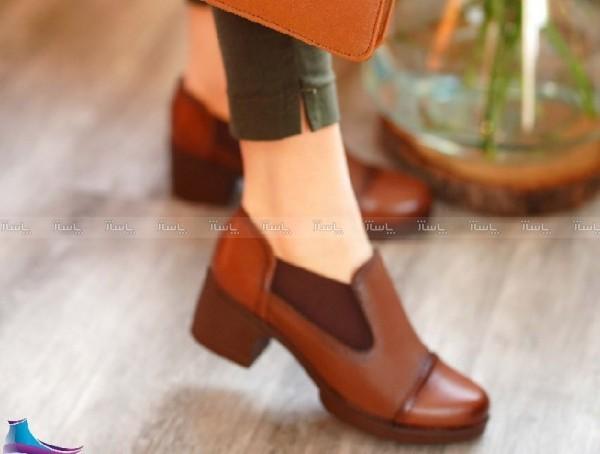 کفش راحتی چرم-تصویر اصلی