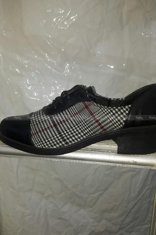 کفش پاشنه دوسانت بندی زنانه-تصویر اصلی