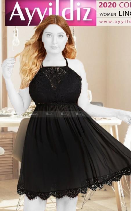 لباس خواب سایزبزرگ-تصویر اصلی