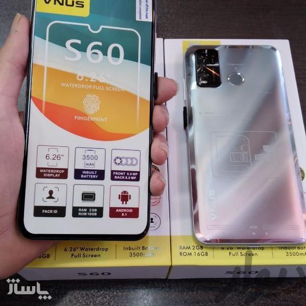 گوشی موبایل ونوس مدل s60-تصویر اصلی