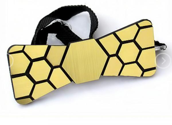 پاپیون سه بعدی Hex-تصویر اصلی