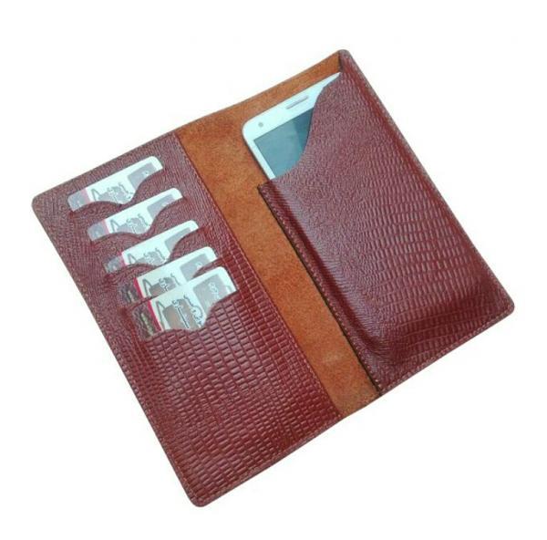کیف پول و موبایل چرم-تصویر اصلی