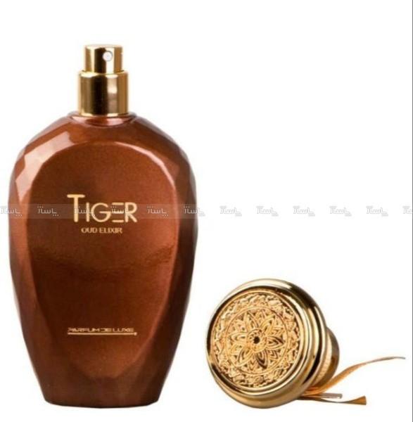 عطر زنانه MPF Deluxe Tiger Oud Elixir 80ml EDP-تصویر اصلی