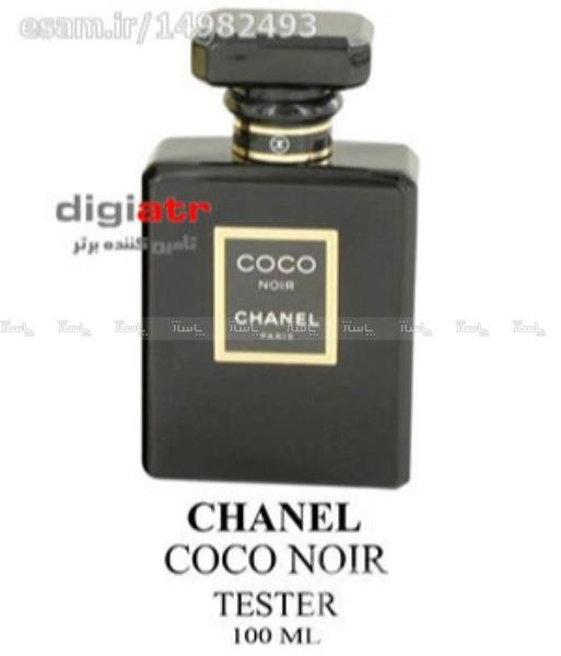 تستر فوق کوآلیتی عطر زنانه Chanel Coco Noir Original Box 100ml-تصویر اصلی