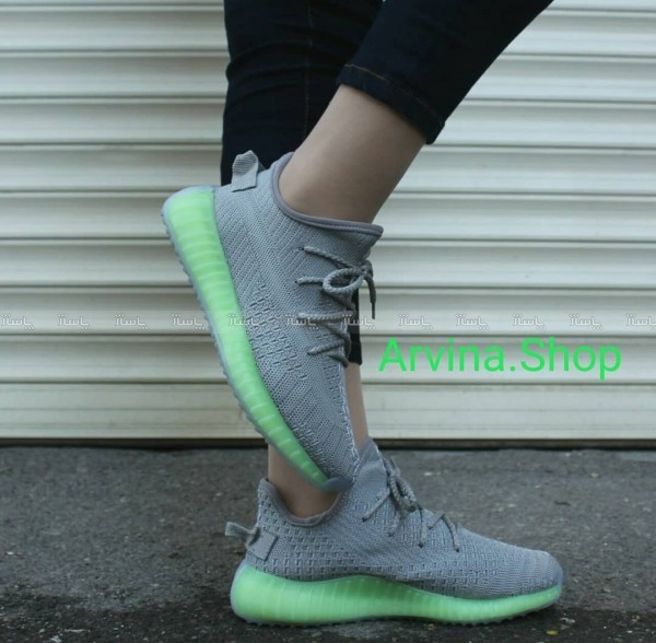 کفش اسپرت زنانه آدیداس یزی350 adidas yeezy-تصویر اصلی
