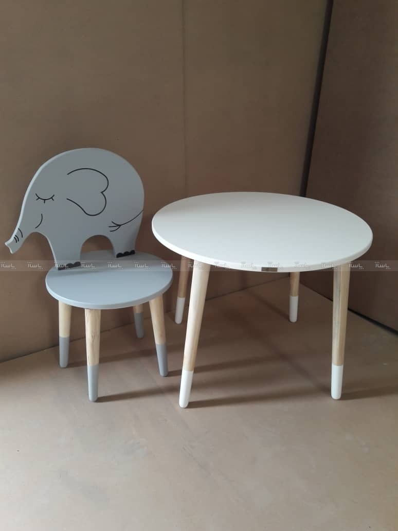میز و صندلی فیل-تصویر اصلی
