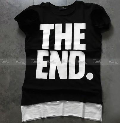 تی شرت مردانه The End-تصویر اصلی