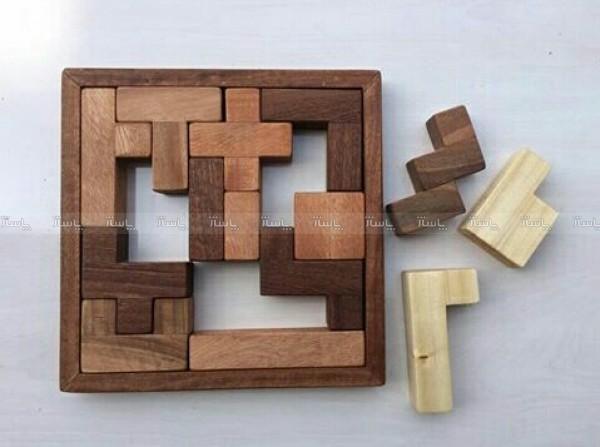 پازل چوبی-تصویر اصلی