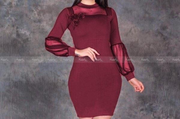 لباس مجلسی نيلا شکلا-تصویر اصلی