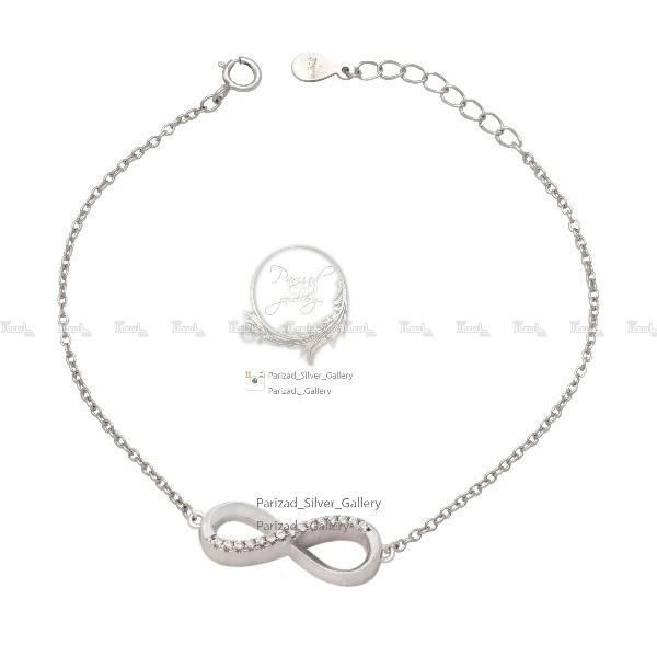 دستبند نقره 925-تصویر اصلی