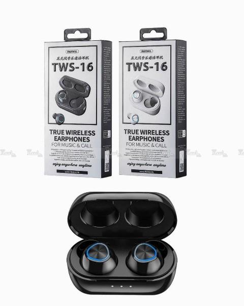 هندزفری بلوتوث REMAX TWS-16 Bluetooth-تصویر اصلی
