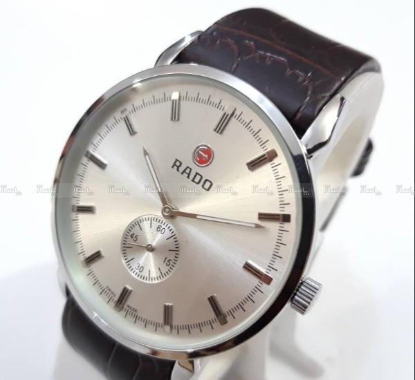 ساعت رادو دوموتور زیرثانیه دار RADO (فوق باریک مهندسی ساز)-تصویر اصلی